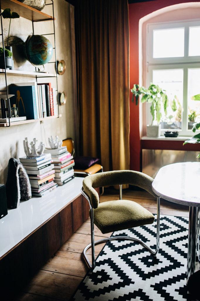 Appartement maximaliste - Déco intérieure colorée, inventive et chaleureuse