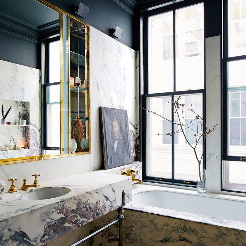 Appartement-Jenna-Lyons-New-York-Soho-masonry