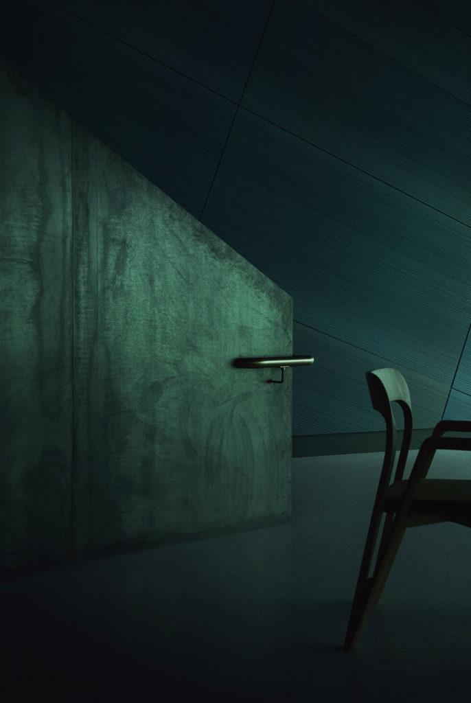 Under, Restaurant sous-marin en Norvège - Intérieur du restaurant